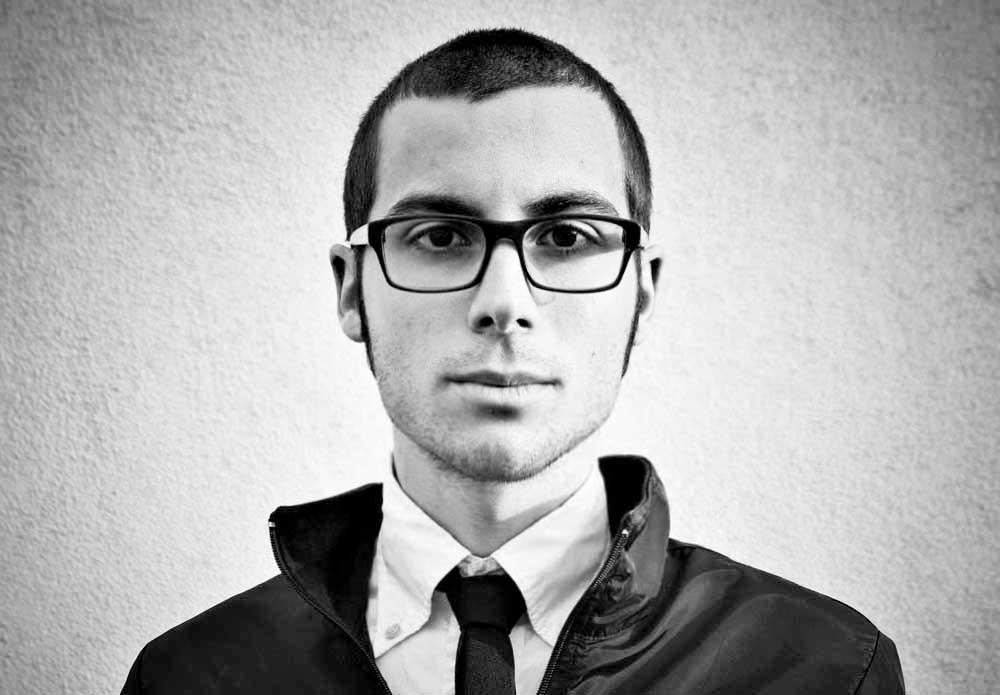 Mattia Balsamini, fotografo - ritratto