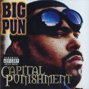 Big Pun Punisher the Capital Punishment