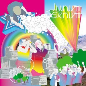 Junior Senior D-D-Don't Stop the Beat copertina
