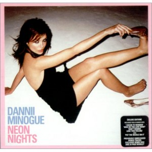 Dannii Minogue Neon Nights copertina