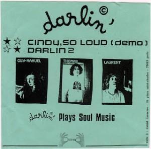 Darlin - Darlin copertina album