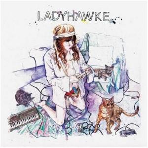 Ladyhawke Ladyhawke album copertina