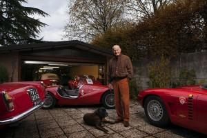 Luciano Rupolo Porsche 356 004