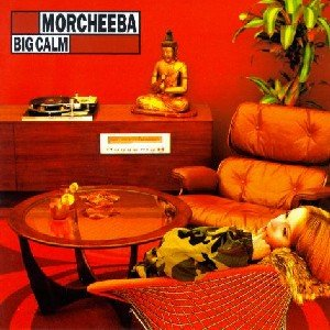 Morcheeba - Big Calm copertina