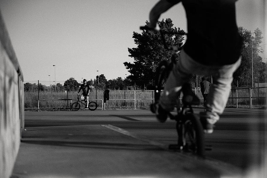 Street Cred Mattia Balsamini