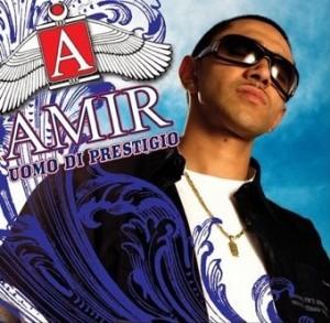 Amir Uomo di Prestigio copertina album