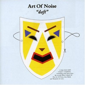 Art of noise Daft copertina