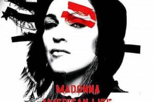 Madonna American Life album copertina