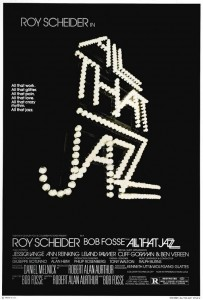 All That Jazz di Bob Fosse, poster