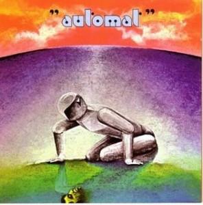 Automat Droid 1978 album copertina