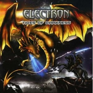 Electron Tides of Darkness copertina