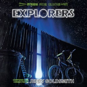 Jerry Goldsmith - Explorers OST