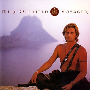 Mike Oldfield - Voyager Album Cover