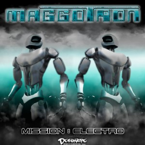 Maggotron Mission Electro copertina