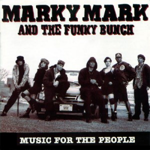 Marky Mark Music for the People cover