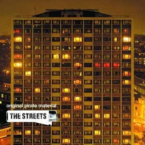 The Streets Original Pirate Material copertina
