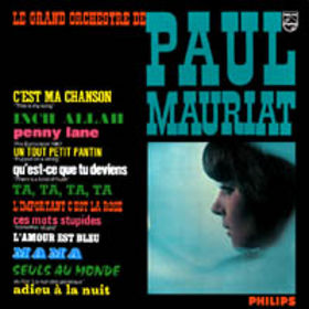 Paul Mauriat Le Grand Orchestre de Paul Mauriat copertina