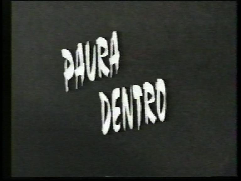Paura Dentro, regia di Lorenzo Bianchini