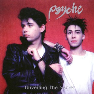 Psyche Unveiling the Secret copertina